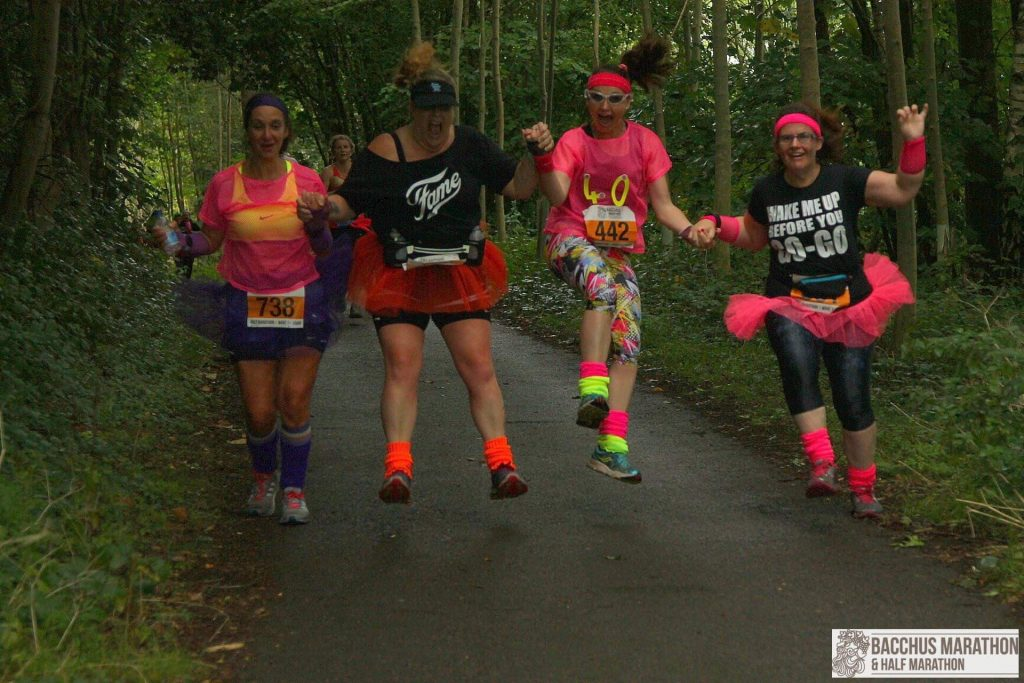 Why running is good for friendships
