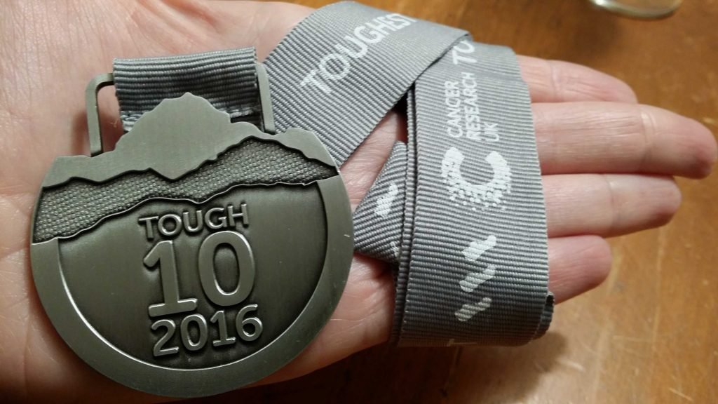 Review:  Cancer Research UK's Tough 10 Box Hill