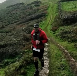 Gavin Simpson trail running Run Mummy Run