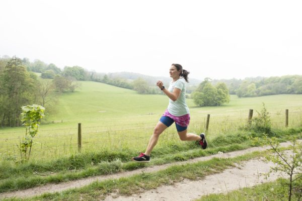 Run Mummy run Leanne Davies