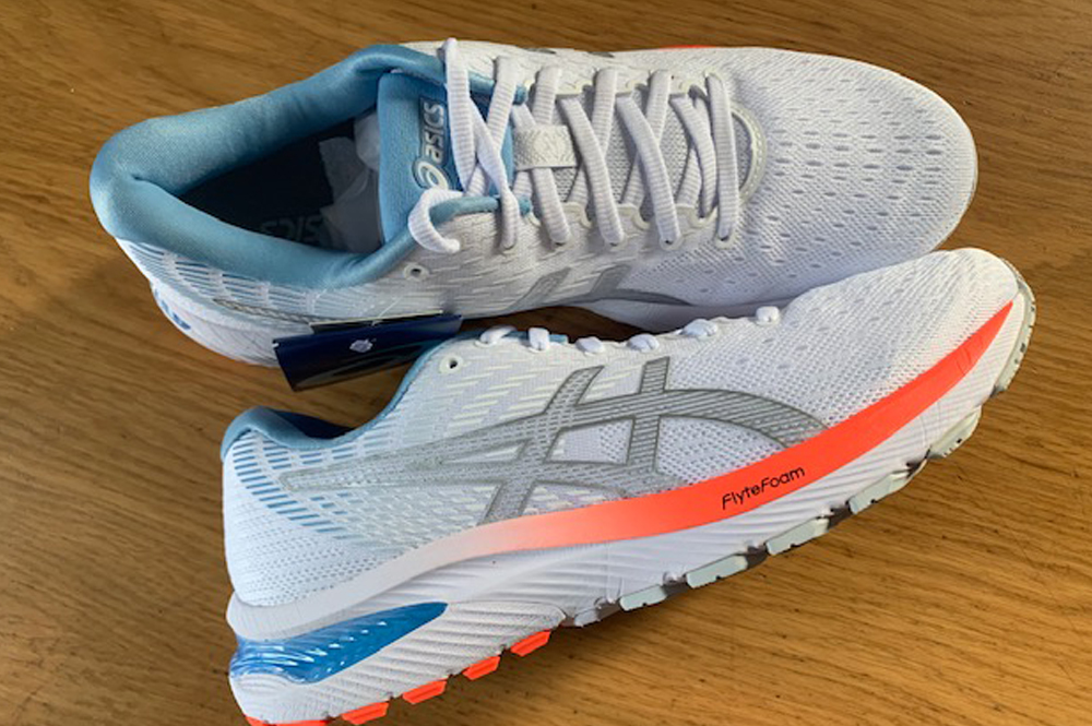 Review: ASICS GEL-CUMULUS 22
