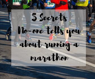 5 secrets about running a marathon header image