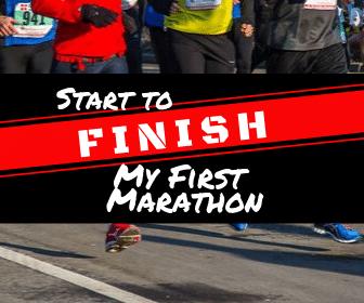 first marathon training program