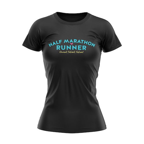 Half Marathon Tee