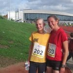 Running with Cancer
