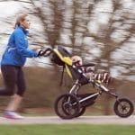 Running with a buggy - Run Mummy Run