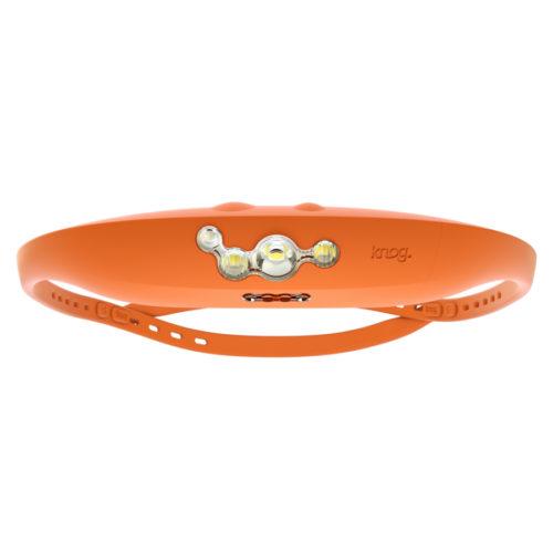 KNOG Outdoor - Bandicoot Headlamp – Orange