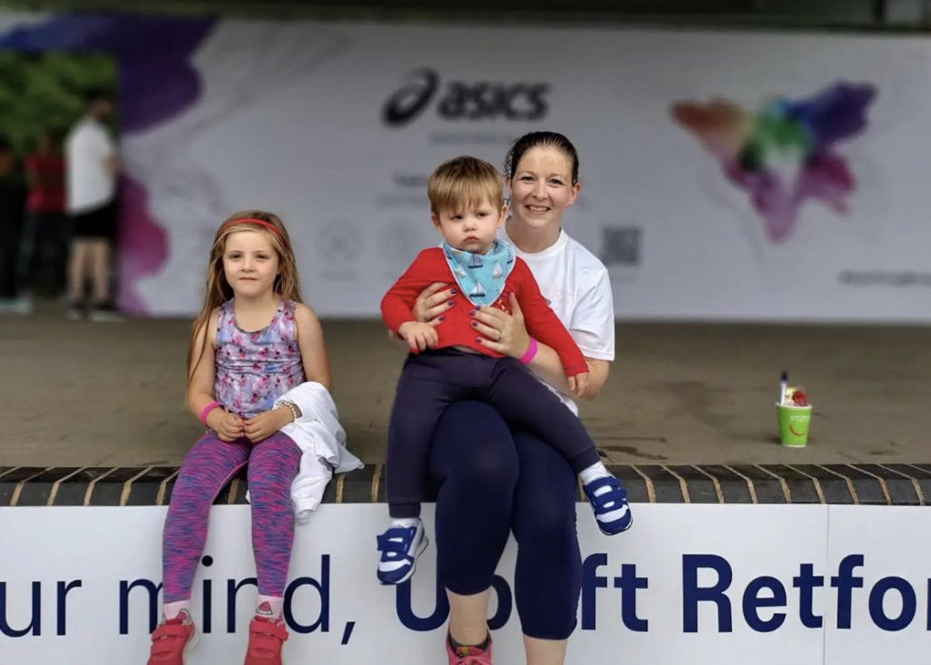 Family Partner ASICS Uplifts Retford