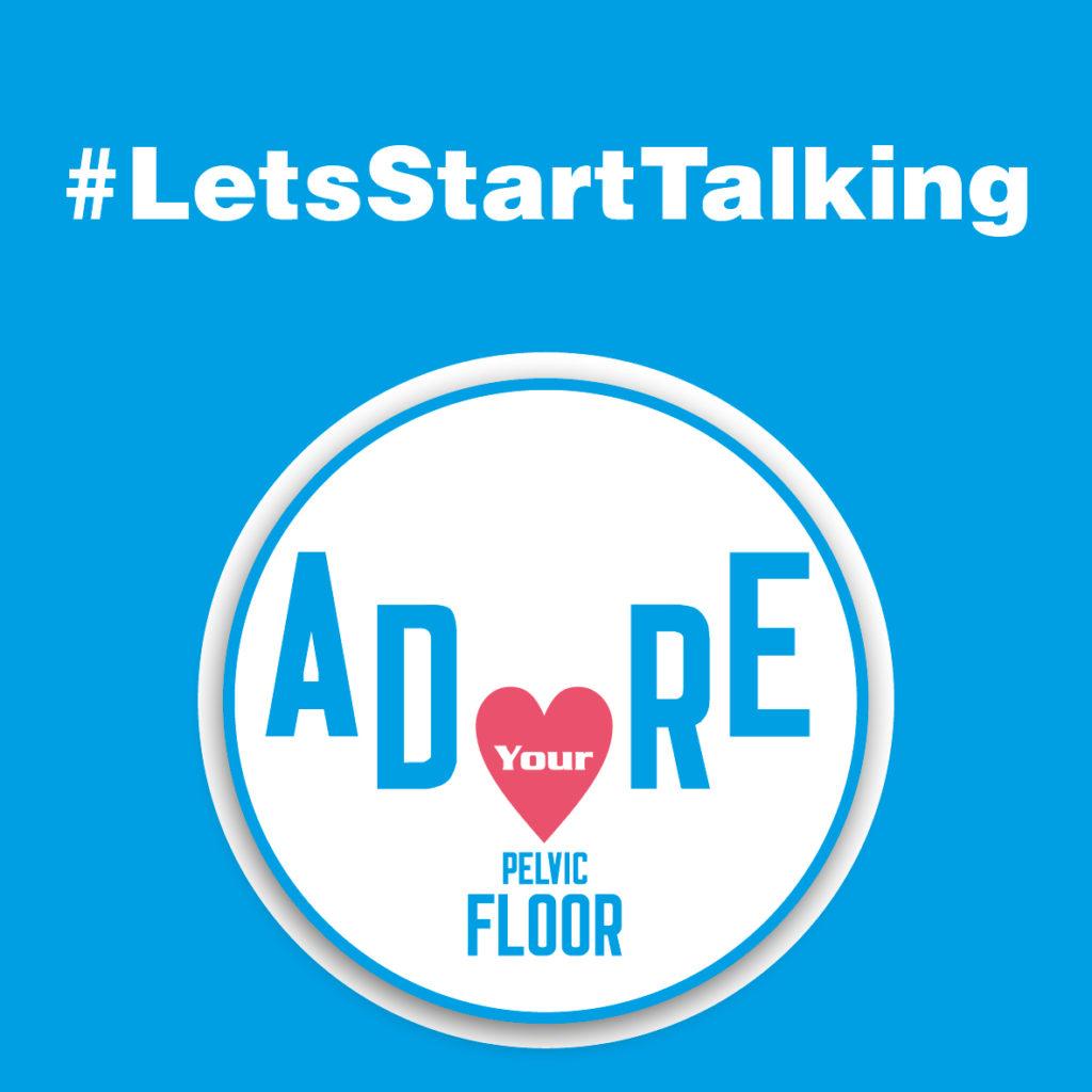 Adore Your Pelvic Floor logo