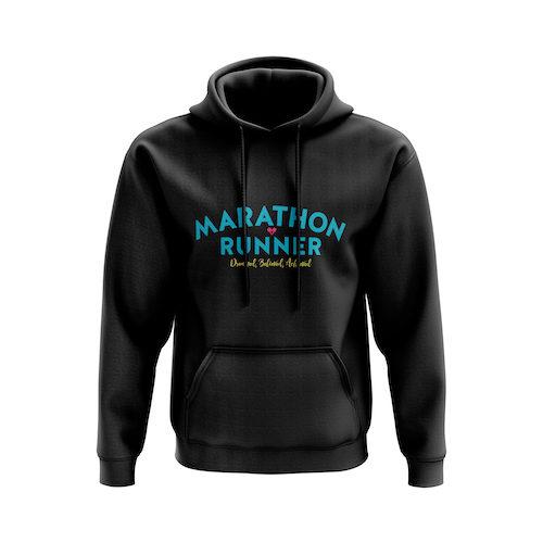 Marathon Hoodie Front