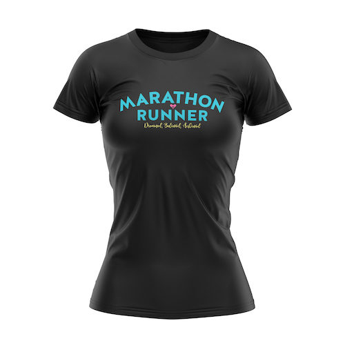 Marathon Runner Tee