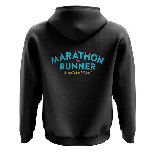 Marathon Zoodie Back
