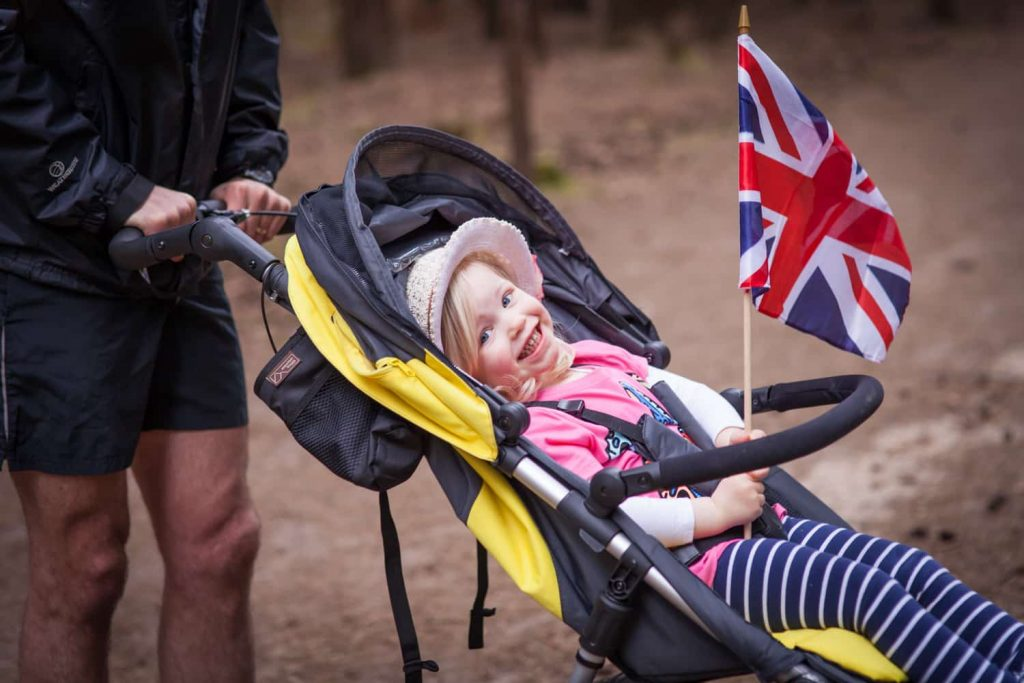 How to deal with the sun: advice for buggy runners
