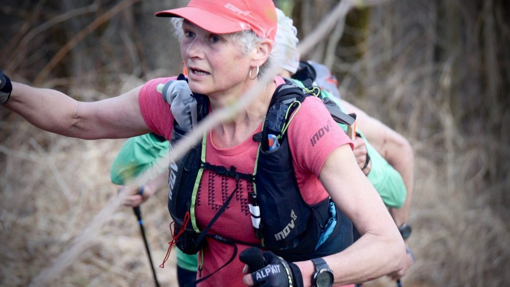 Nicky Spinks takes on the Barkley Marathons