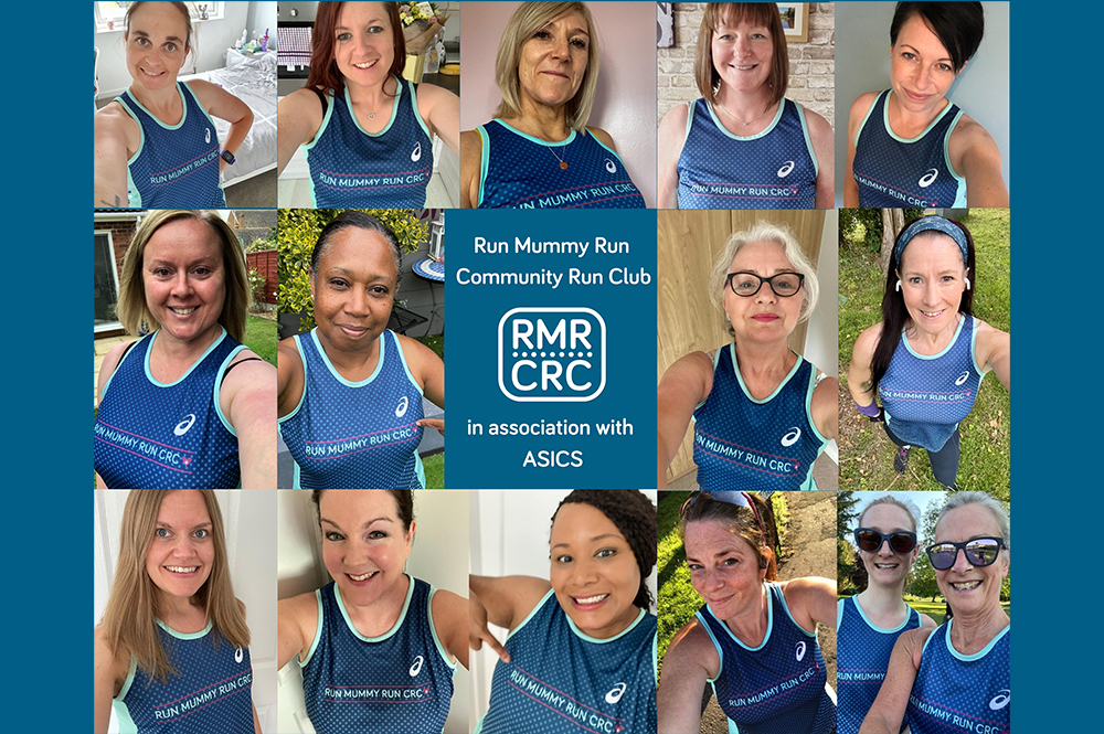Run Away Success for RMR CRC in association with ASICS