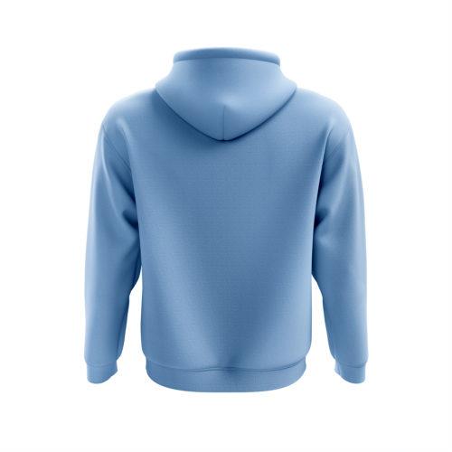 Back of Unity hoodie