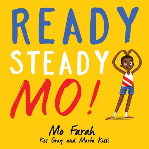 Review:  Ready Steady Mo! Inspire Your Children To Get Active