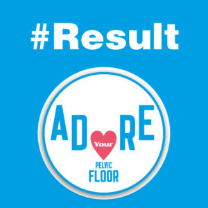 Adore Your Pelvic Floor #Result Logo