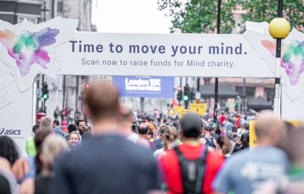 Run Mummy Run's Family Partner ASICS to Uplift Town's Mood Through Power of Movement.