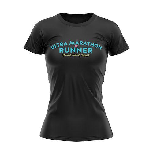 Ultra Marathon Runner Tee