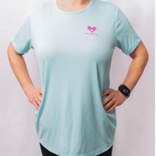 Mint Core Tee Front