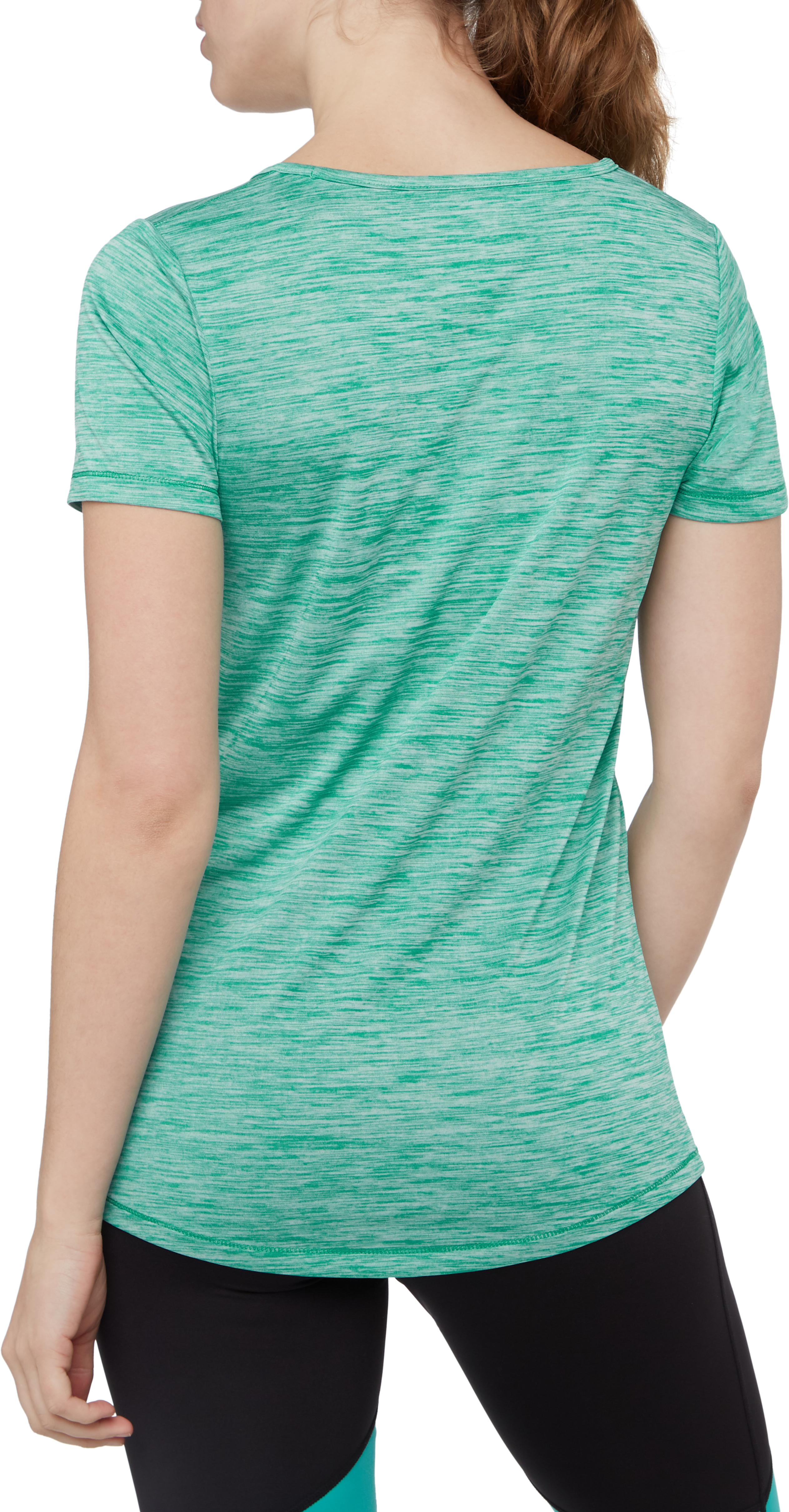 Gaminel 2 Tee Aqua Back