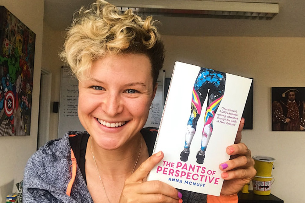 Review: The Pants of Perspective by Anna McNuff