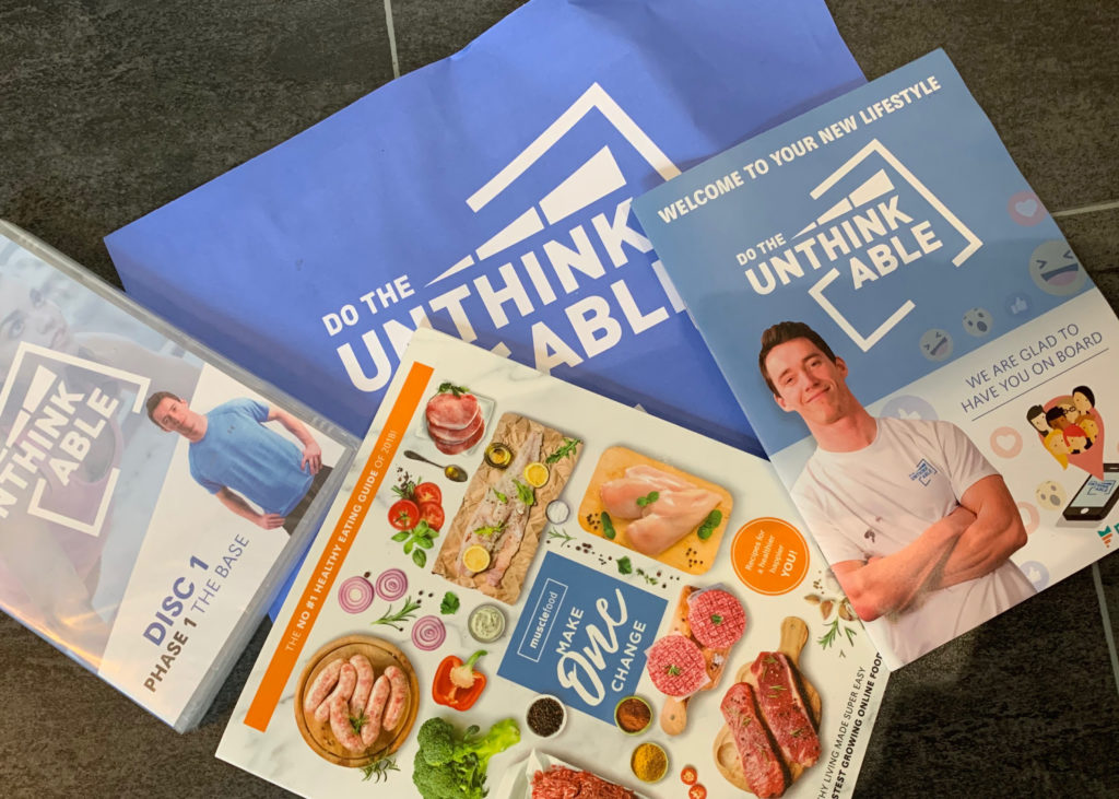 Review: Do The Unthinkable by Muscle Food