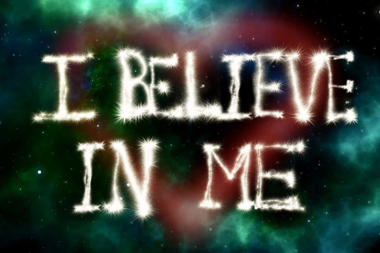 I Believe in Me Self-Esteem Run Mummy Run