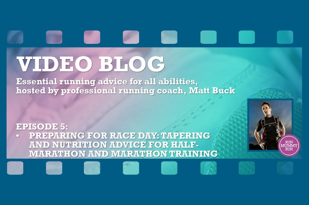 Video: Last-minute race preparation and tapering